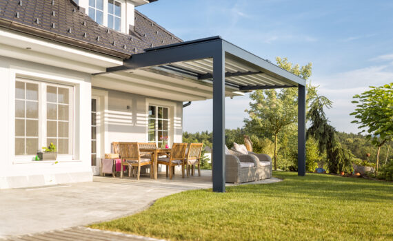 Time To Fix or Replace Your Patio Roof
